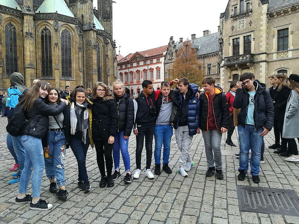 Mit der Erasmus-AG nach Tschechien