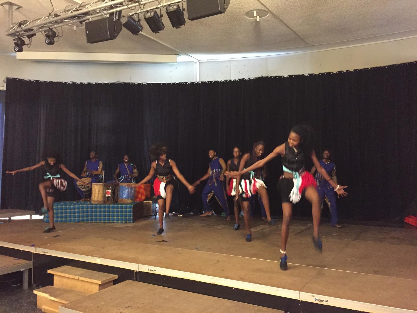 Hope Theatre Nairobi begeistert an der KKG