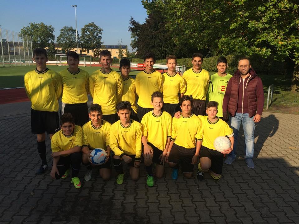 Sieg für unsere Jungenmannschaft!