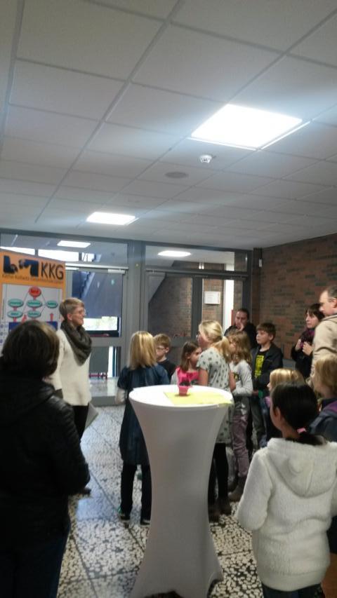 Nachmittag der Offenen Tür für Grundschuleltern