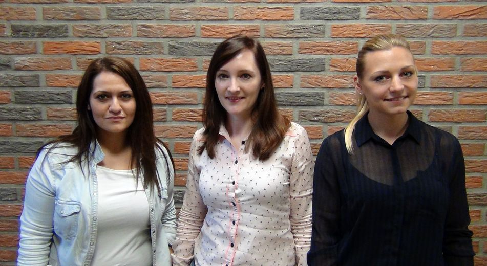 Neue Referendarinnen an der KKG