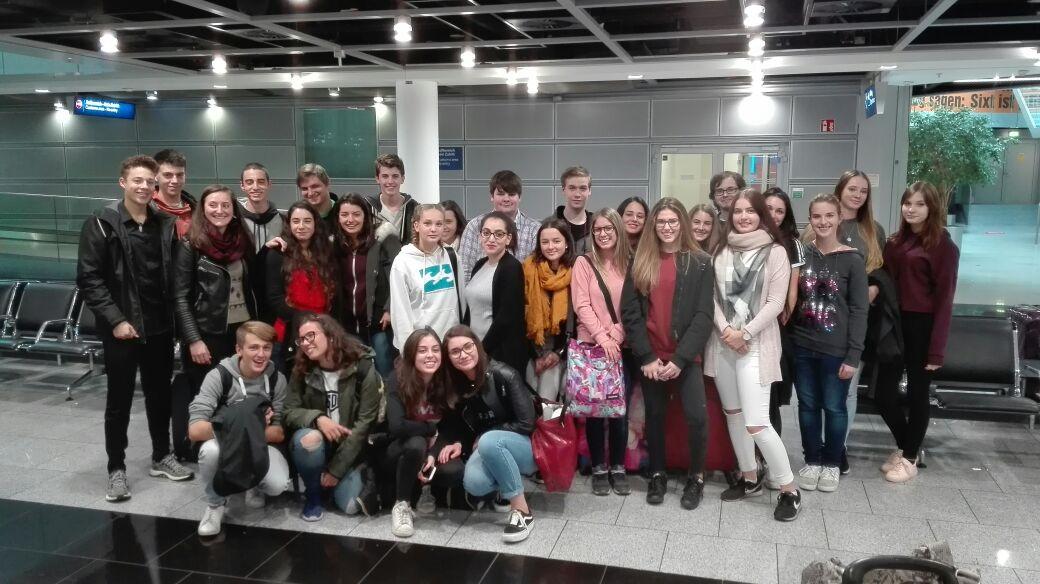 1. Schüleraustausch mit Italien