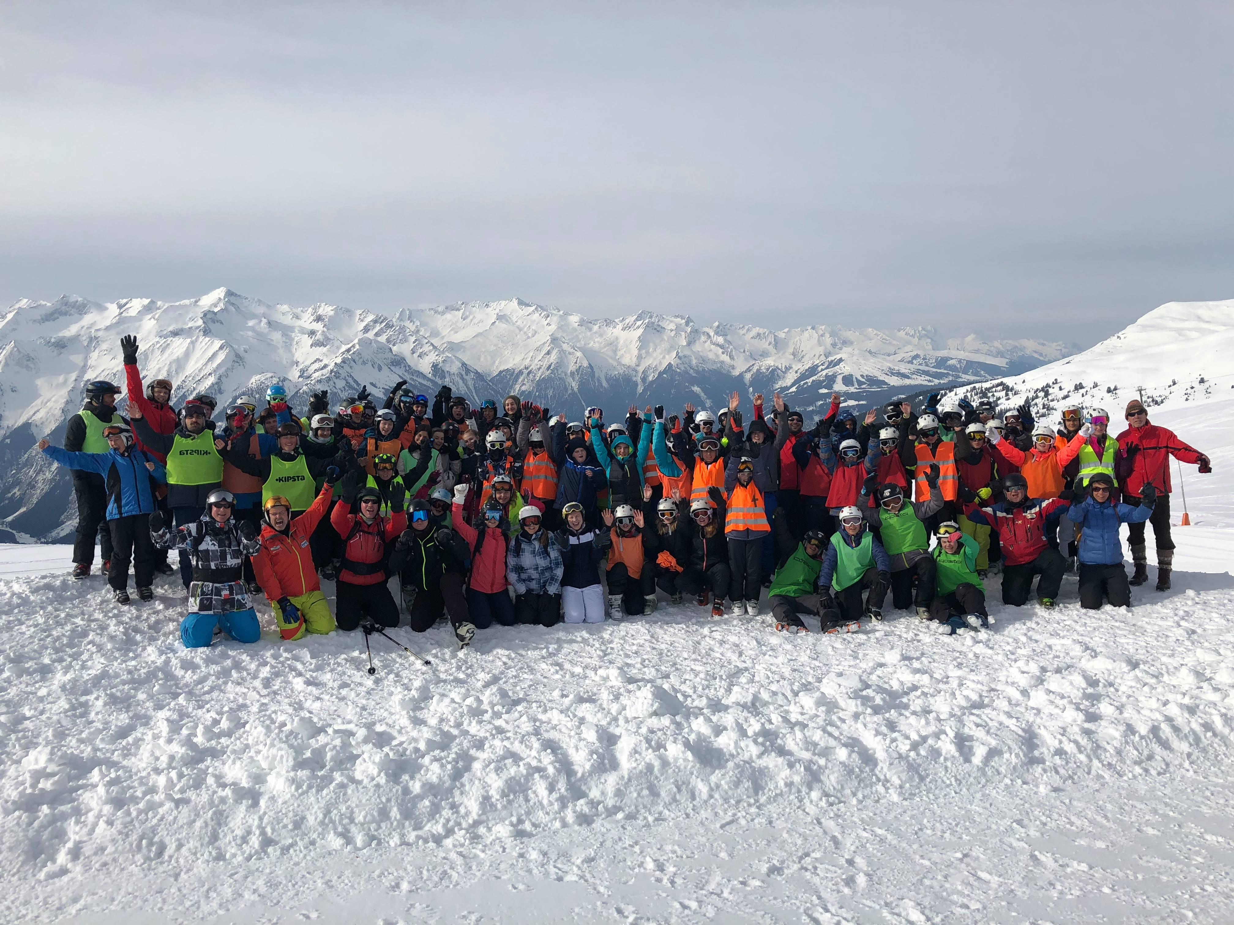 Schneesportwoche und Kurs- / Klassenfahrten