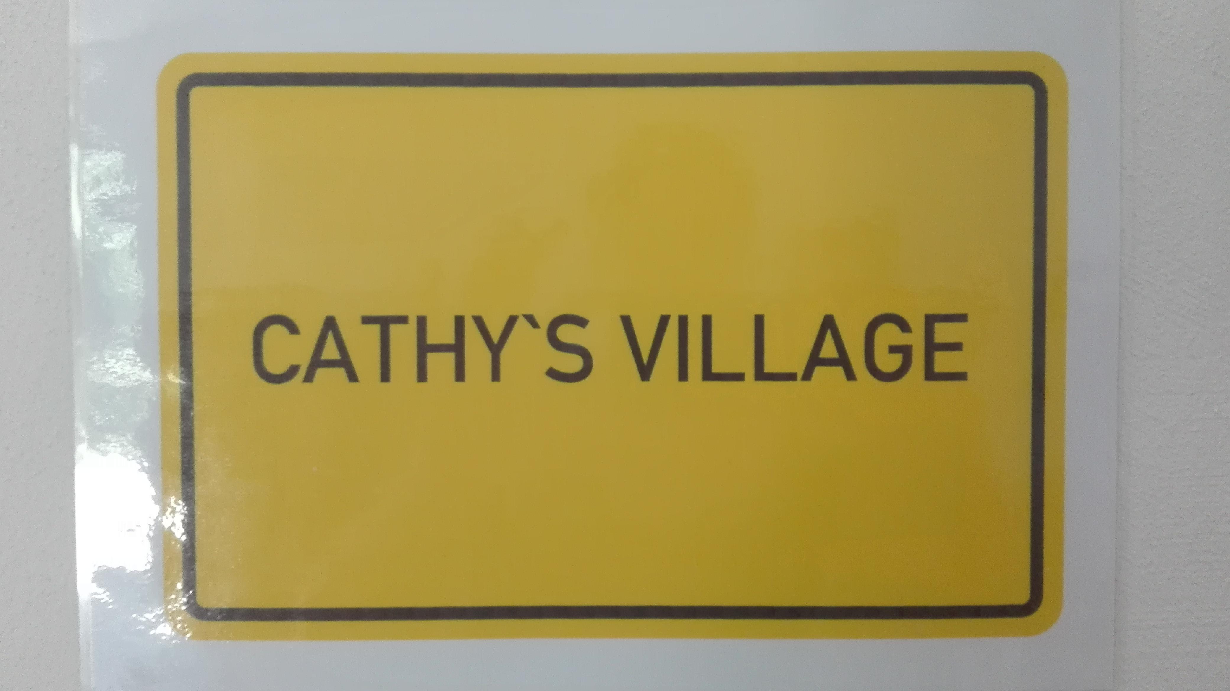Das Sprachendorf CATHY'S VILLAGE