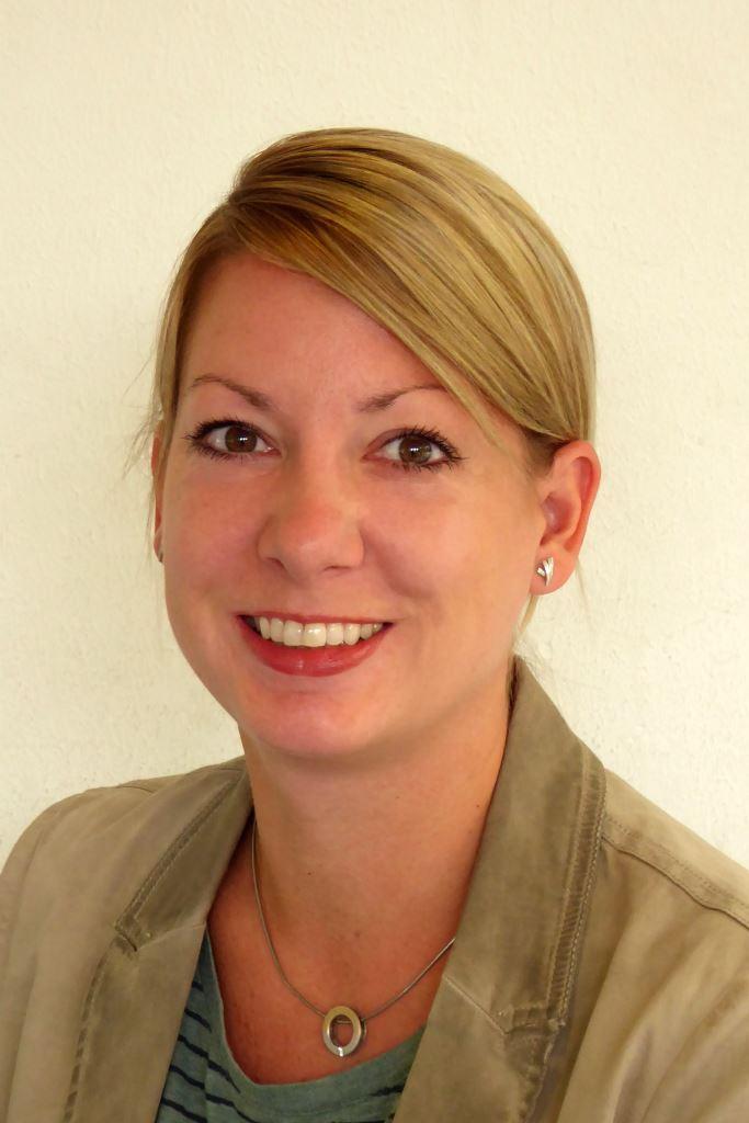 Frau Rodorff ist unsere neue Oberstufenleiterin