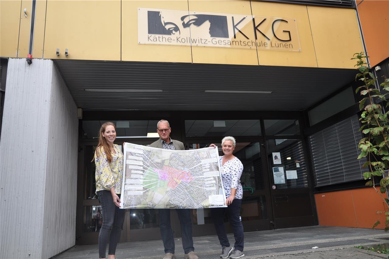 """Bericht der Ruhr Nachrichten über den """"Campus Süd"""""""