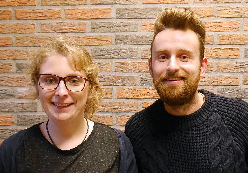 Neue Lehrerin und neuer Lehrer an der KKG