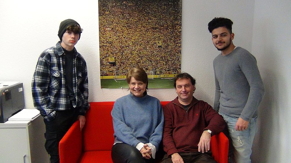 EST-Kurs besucht WDR-Landesstudio Dortmund