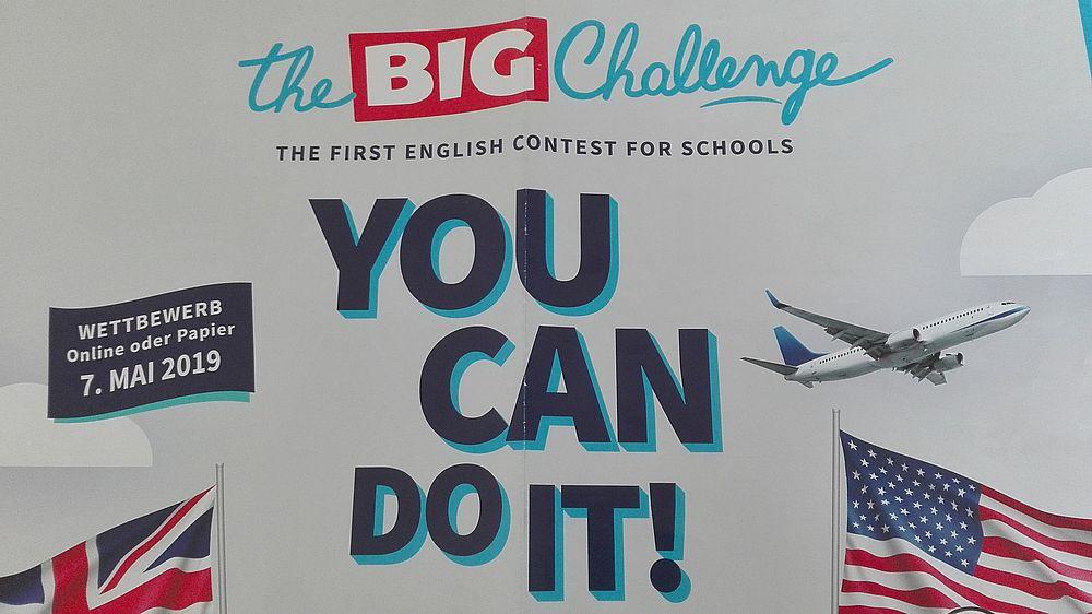The Big Challenge – die Ergebnisse sind da!