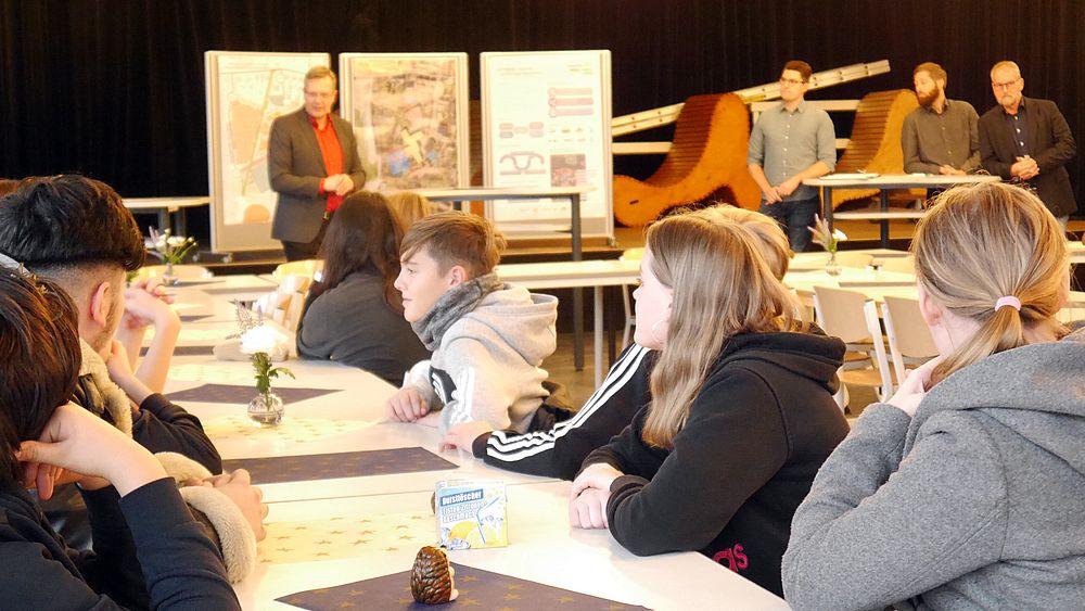 Campus Lünen-Süd – eine Fragestunde mit dem Bürgermeister