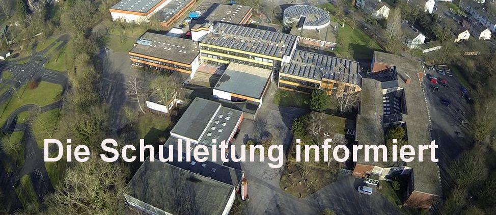 Aktuelle Informationen der Schulleitung