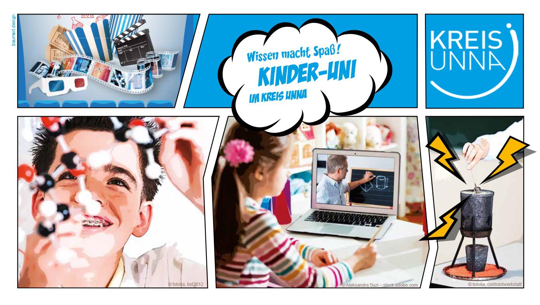 Schnupper-Uni für Kinder und Jugendliche!